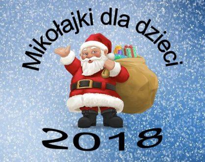 Mikołajki dla dzieci 2018