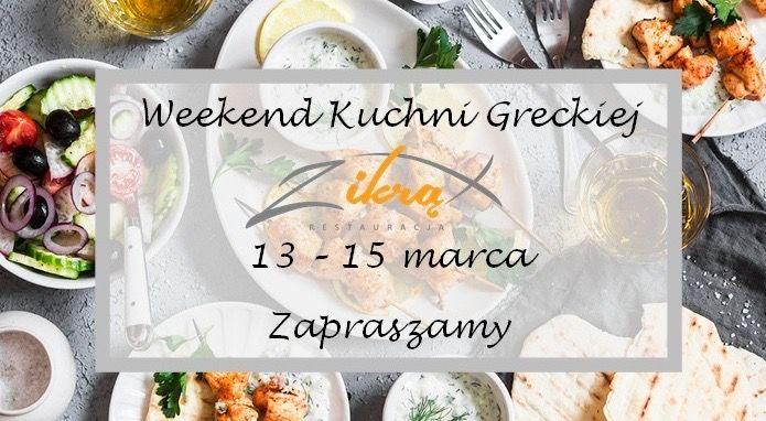 Weekend Kuchni Greckiej